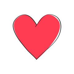 Red Heart, valentine's day