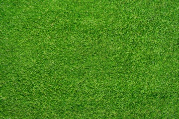 Artificial grass as background