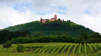 Château du Haut- Koenigsbourg