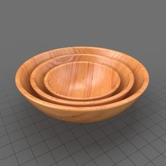 Bowl Wooden