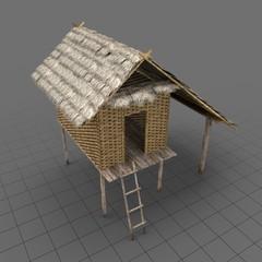 Hut 01