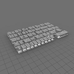 Letters Typeset