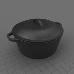 Pot Cast Iron