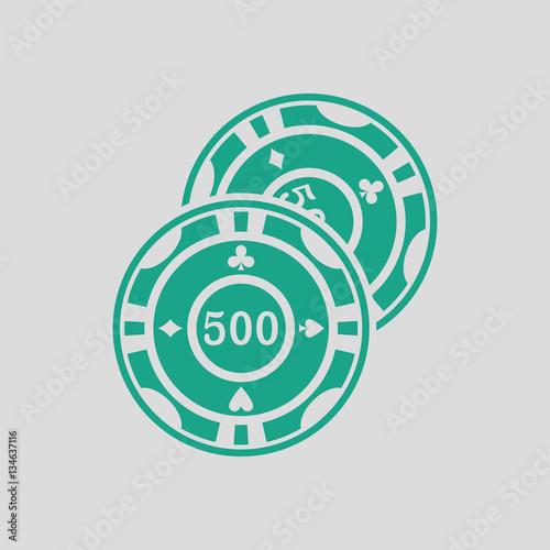 Icon casino chips