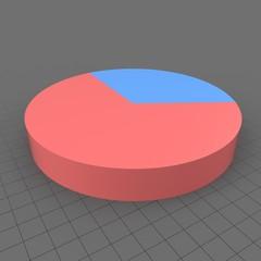 Symbol Pie Chart 02