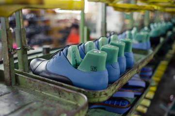 Shoes factory