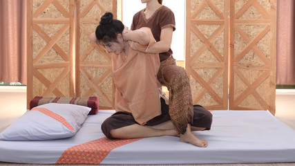 Massage and Spa: Thai massage and spa for relaxation and healing the pain.