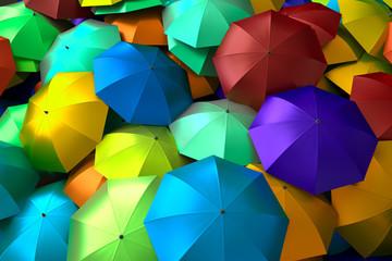 Diversity umbrellas