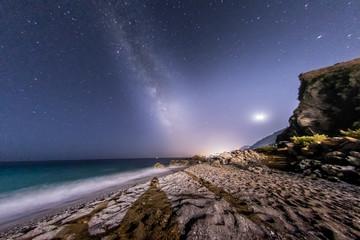 Taormina Milky Way