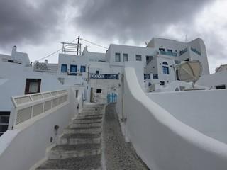 Santorini Romantic Island Greece