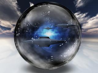 Warpsphere