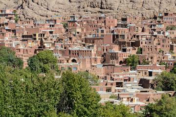 Abyaneh village in Iran