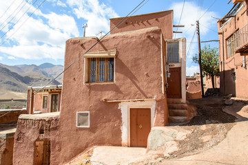 Abyaneh village in Iran
