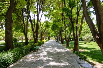 Hasht Behesht Garden, Isfahan