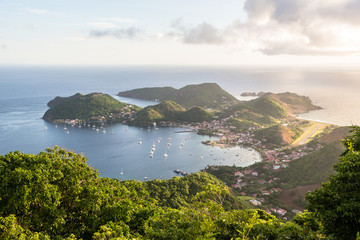 Lookout Terre-de-Haut, Islands of the Saints (Iles des Saintes)