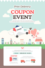 Delivery Event Template