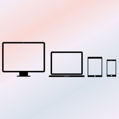 electronic devices set