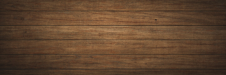 Old and dark wood wall - backround