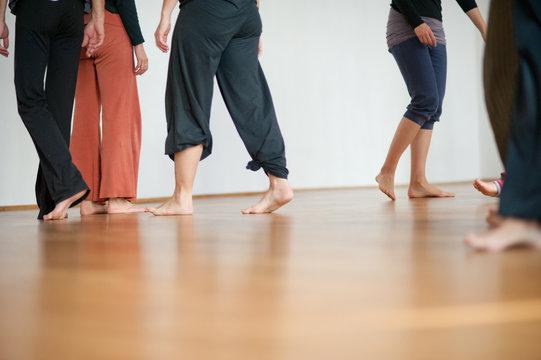 Barfuß tanzen