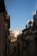 Recoleta cemetery. Buenos Aires, Argentina