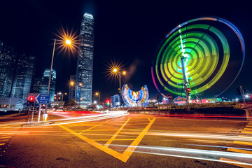 Traveling Asia Cities - Hong Kong City Scenes