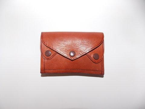 Porte monnaie artisanal traditionnel en cuir