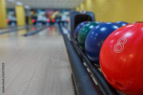 bowling return machine