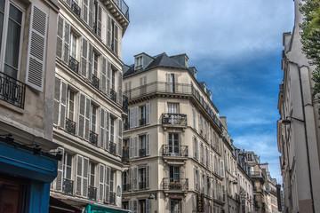 Immeubles parisiens dans le VIème Arrondissement (Paris)