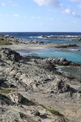 Scenic seaside on Sardinia Island, Italy
