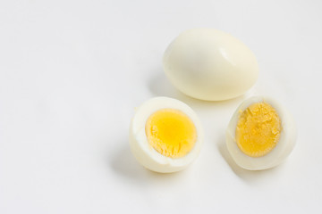 Boiled Egg Sliced
