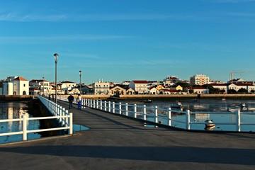 Alcochete Pier - Portugal/Cais de Alcochete - Portugal