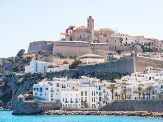 Ibiza fortress views