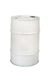Metal barrel for liquids