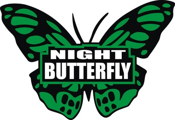 Night Butterfly - A Glossary For Whore
