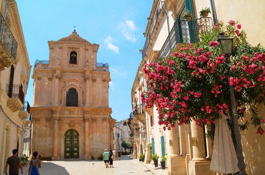 Chiesa di san Michele Arcangelo, Scicli