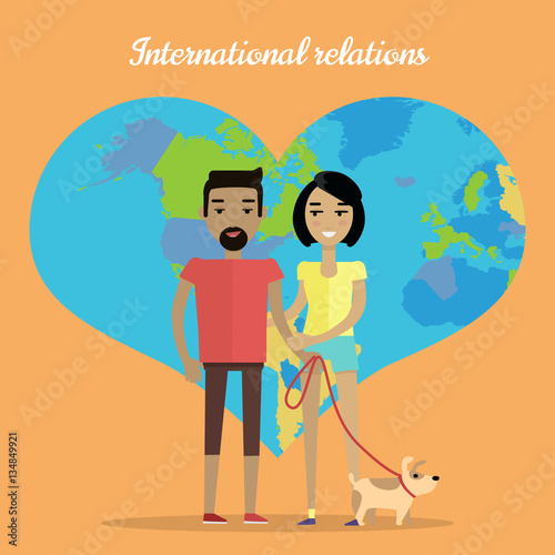 International Relations search for me online