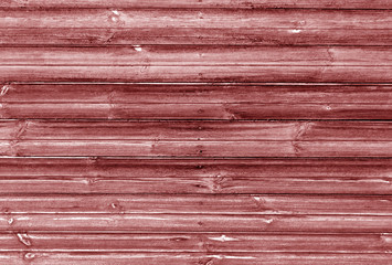 red toned wooden wall texture.