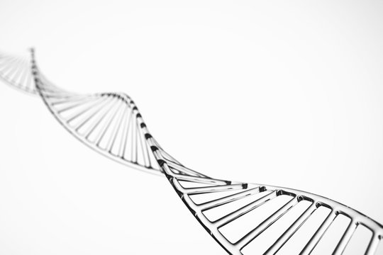 Abstract background . DNA molecule with X chromosomes