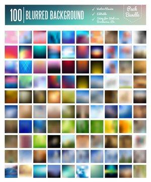 Blurred Background pack