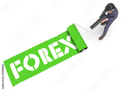 Forex means