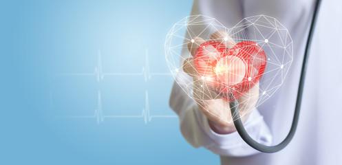 Modern methods of diagnostics of the heart.