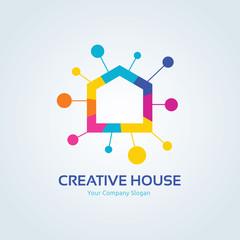Creative House Logo
