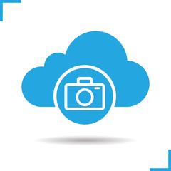 Photo hosting icon
