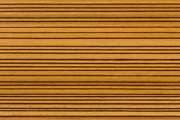 Natural zebrano wood texture.