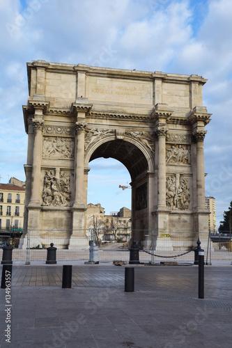 Porte d 39 aix in marseille imagens e fotos de stock for Porte 4 marseille