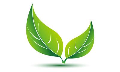 Symbol Bio - Vegan - Vector