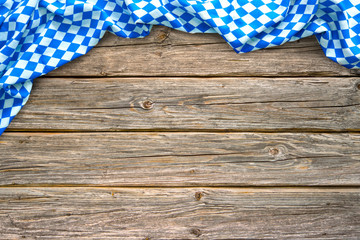 Rustic background for Oktoberfest