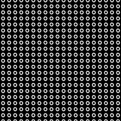Abstract Polka Dot Seamless Pattern