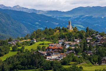 Fi allo Sciliar - Small cute town in Trentino-Alto Adige (Sudtirol), Italy