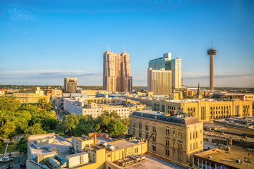 Downtown San Antonio skyline